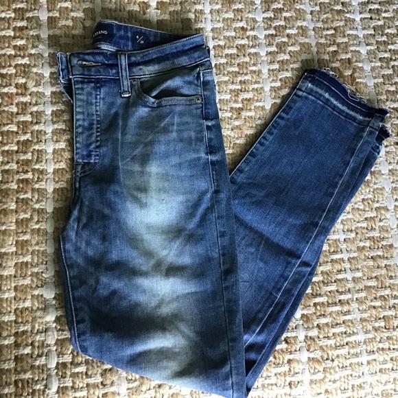 Lucky Brand Hayden Skinny Jeans 6 28